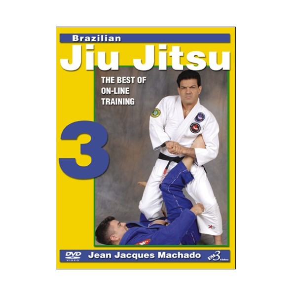 Brazilian Jiu Jitsu,the best of on-line training vol3 - Machado (angl