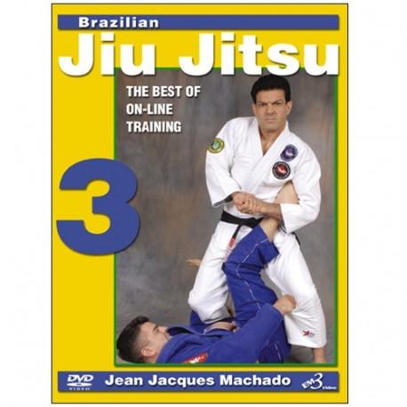 Brazilian Jiu Jitsu,the best of on-line training vol3 - Machado (angl