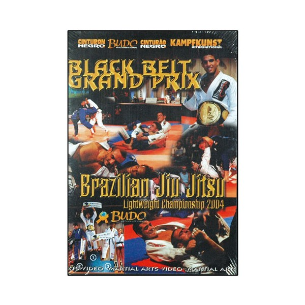 Brazilian Jiu-Jitsu, Black Belt Grand Prix, Lighweight 2004