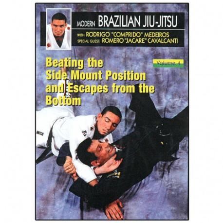 Brazilian Jiu-Jitsu, renversements soumissions... - Comprido