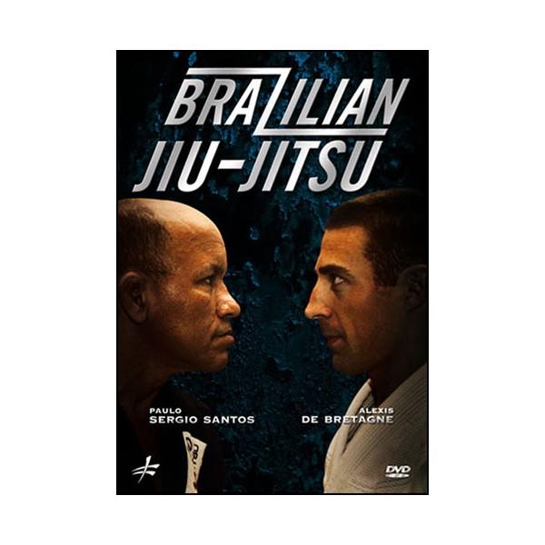 Coffret Brazilian Jiu-Jitsu (dvd.237 -dvd238 -dvd.239)