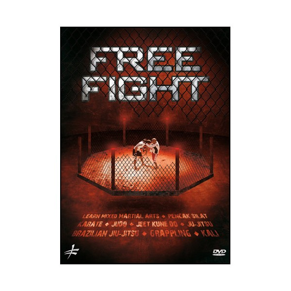 Coffret Free Fight (dvd225-253-263)
