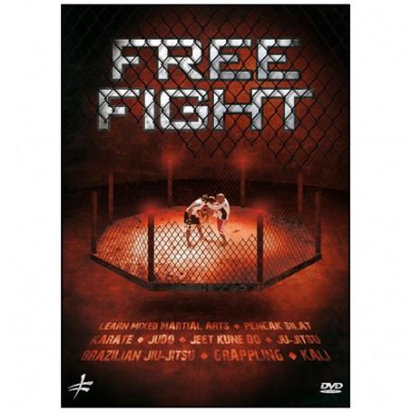 Coffret Free Fight (dvd225-253-263)