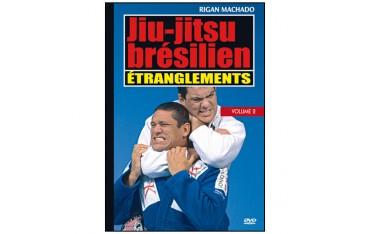Essence du Jiu-Jitsu Brésilien : étranglements - Rigan Machado