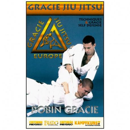Gracie Jiu Jitsu, techniques & self-défense - Robin Gracie