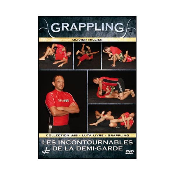 Grappling vol.10 les incontournables de la demi-garde - Millier