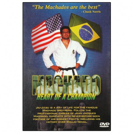 Heart of a champion - JJ Machado