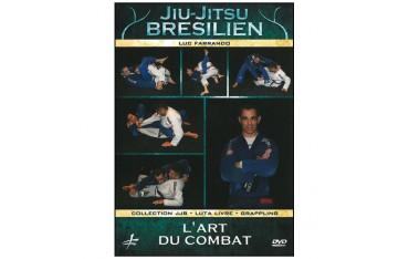 Jiu-Jitsu Bresilien vol.4 l'art du combat - Luc Farrado