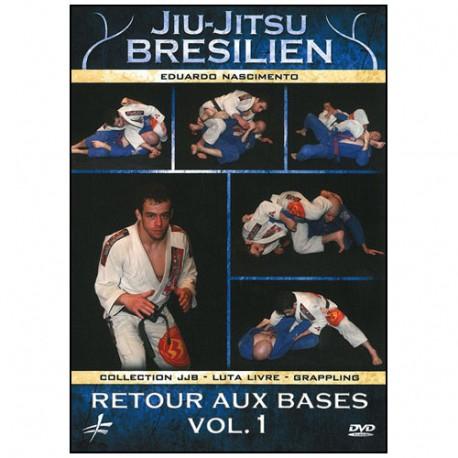 Jiu-Jitsu Brésilien vol.1 retour aux bases - Edouardo Nascimento