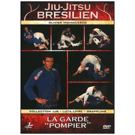 """Jiu-Jitsu Brésilien vol.3 la garde """"Pompier"""" - Olivier Michailesco"""