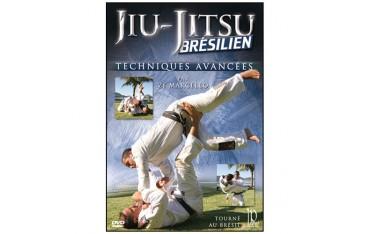 Jiu-Jitsu Brésilien, techniques avancées - Ze Marcello