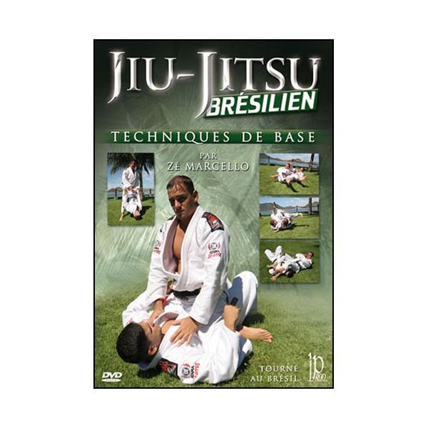 Jiu-Jitsu Brésilien, techniques de base - Ze Marcello