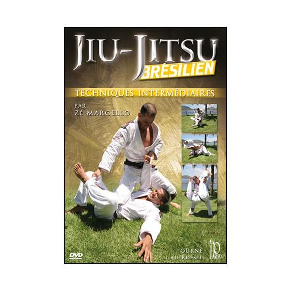 Jiu-Jitsu Brézilien, techniques intermédiaires - Ze Marcello