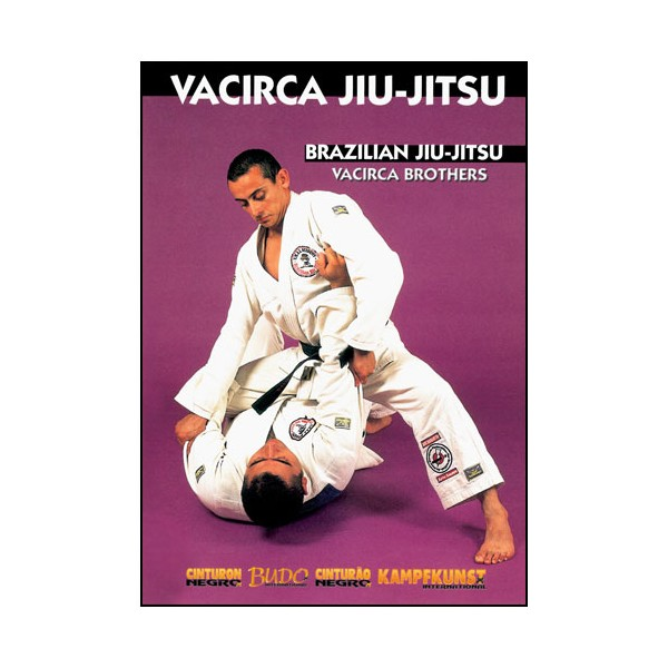 Varcica Jiu-Jitsu Vol.1, Brazilian Jiu-Jitsu - Vacirca