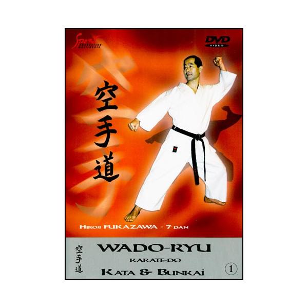 Karaté Wado Ryu, Kata & Bunkai vol.1 - Hiroji Fukazawa