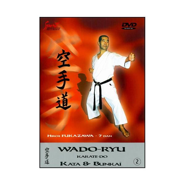 Karaté Wado Ryu, Kata & Bunkai vol.2 - Hiroji Fukazawa