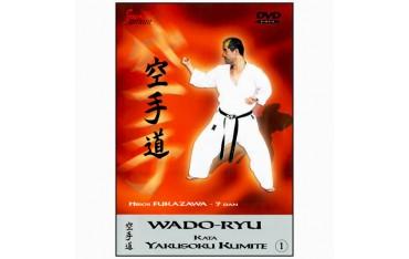 Karaté Wado Ryu, Kata Yakusoku Kumite vol.1 - Hiroji Fukazawa