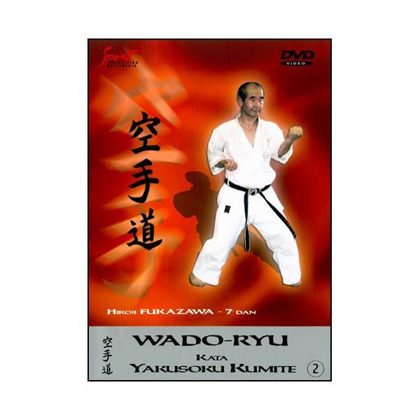Karaté Wado Ryu, Kata Yakusoku Kumite vol.2 -  Hiroji Fukazawa