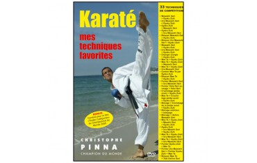 Karaté mes techniques favorites - C Pinna
