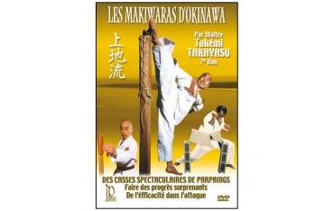 Les Makiwaras d'Okinawa - Takemi Takayasu