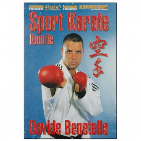 Sport Karaté Kumité - Davide Benetello