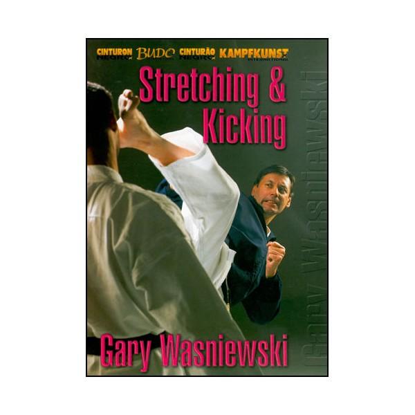 Stretching & Kicking, Ty-Ga Karate - Gary Wasniewski