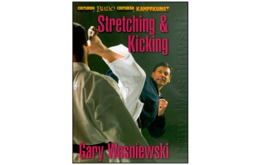 Stretching & Kicking, Ty-Ga Karate - Gary Wasniewski