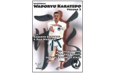 Wado Ryu karate do katas avancés - R Danubio