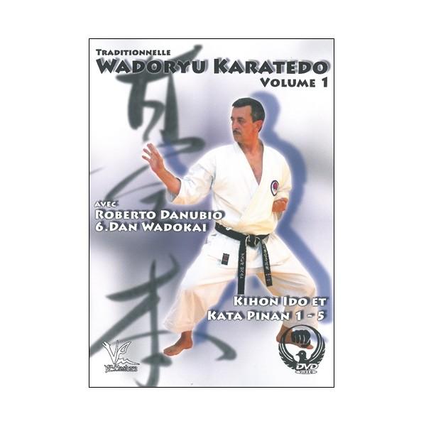Wado Ryu karate doVol.1 Kihon Ido&Kata pinan 1-5 - R Danubio