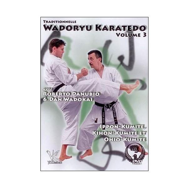 Wado Ryu karate doVol.3 Ippon,Kihon & Ohio Kumite - R Danubio
