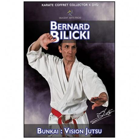 Coffret 4 DVD collector Bernard Bilicki