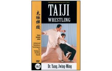 Taiji Wrestling 1&2 - Yang jwing-Ming