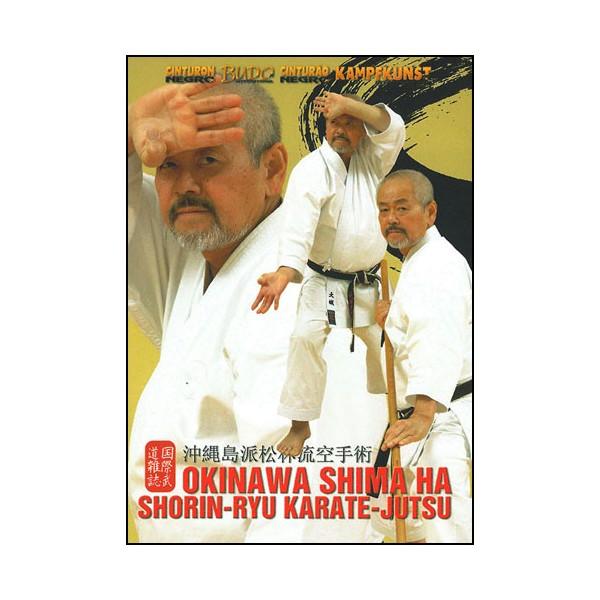 Okinawa Shima Ha shorin-ryu Karate-jutsu - Toshihiro