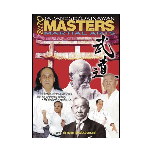 Budo : Japanese-Okinawan Masters of Martial Arts