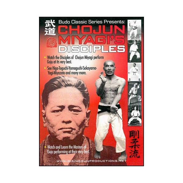 Chojun Miyagi's Disciples