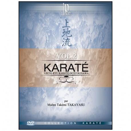 Coffret Karaté Vol.2 (dvd.79- dvd.101- dvd.119)
