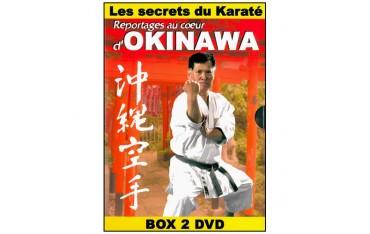 Coffret Okinawa (dvd8057 & dvd8058)