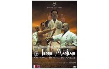 En terre Martiale, Okinawa berceau du Karaté - Lionel Froidure