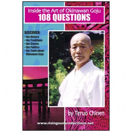 Inside Okinawan Goju-Chinen, 108 questios - Teruo Chinen