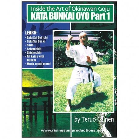 Inside Okinawan Goju-Chinen, Bunkai Oyo Vol.1 - Teruo Chinen