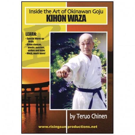 Inside Okinawan Goju-Chinen, Kihon - Teruo Chinen