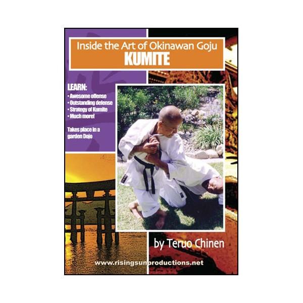 Inside Okinawan Goju-Chinen, Kumite - Teruo Chinen