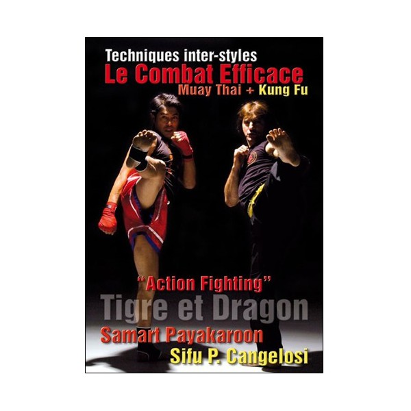 Tech inter-style Le combat efficace Muay ThaÏ+Kung Fu - Cangelosi