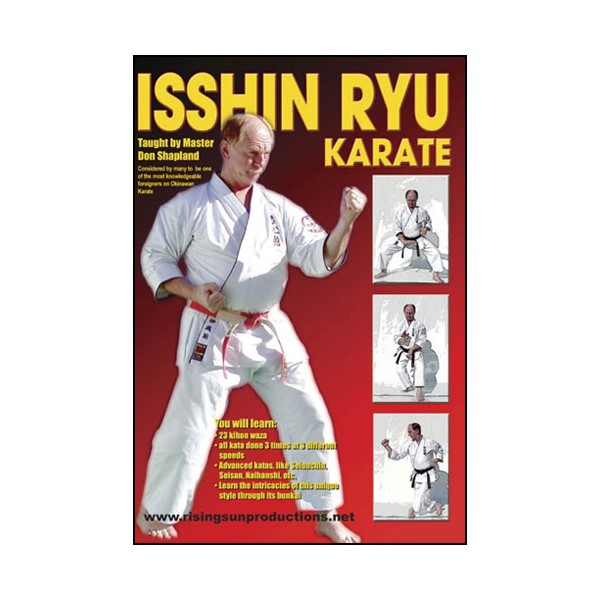 Isshin-Ryu Karate - Don Shapland
