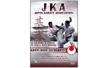 JKA, Kihon basic techniques - Nakayama, Enoeda, Ueki, Ito, Miyasaki