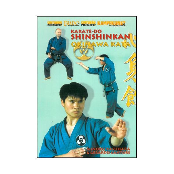 Karate-Do Shinshinkan, Okinawa Kata - Minoru Yasuhara / G. Cantore