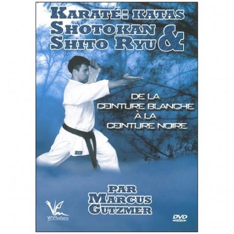 Karaté : Katas de base Shotokan & ShitoRyu - M Gutzmer