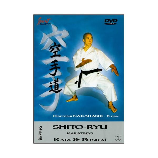 Karaté Shito Ryu, Kata & Bunkai vol.1 - Hidetoshi Nakahashi