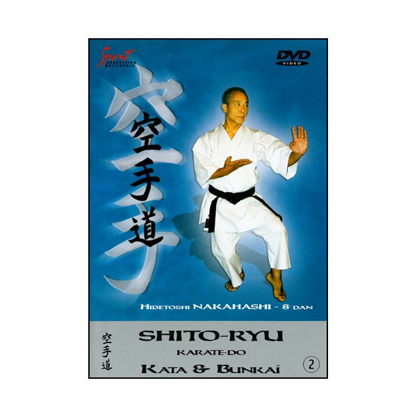 Karaté Shito Ryu, Kata & Bunkai vol.2 - Hidetoshi Nakahashi
