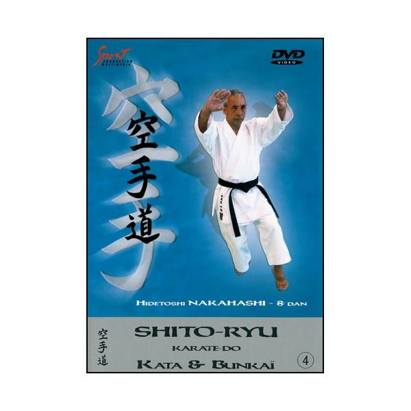 Karaté Shito Ryu, Kata & Bunkai vol.4 - Hidetoshi Nakahashi